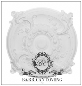 The Monte Cristo Plaster Ceiling Rose 419mm